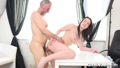 LENKA - Old Guy Enjoys a Teen