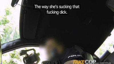 Fake Cop Brazilian Booty stopp
