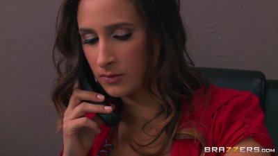 Brazzers - Ashley Adams gets p