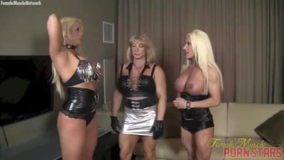 Ashlee Chambers, Wildkat, Alura Jenson and a Wimp