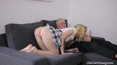 Old Goes Young - Sexy Helena b